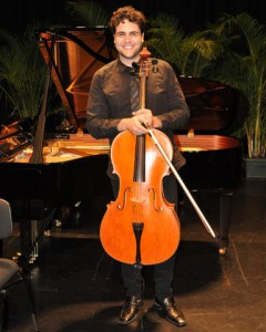 1st Place – Blair Harris (cello)