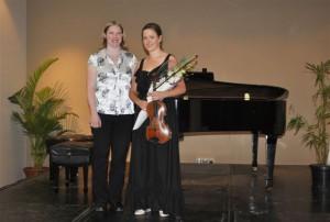 1st Place – Edwina George (Violin)