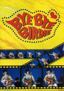 TCOS Bye Bye Birdie Programme Cover January 2005 small