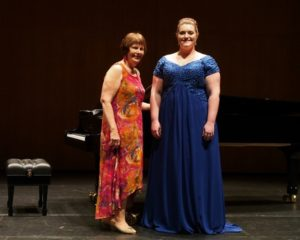 Bronwyn Douglass (Townsville) 1st place Open Vocal Final