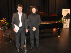Stefan Cassomenos (Piano-Melbourne) 2nd place Open Final