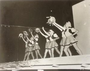 The Gadabouts Ballet performing in 1942