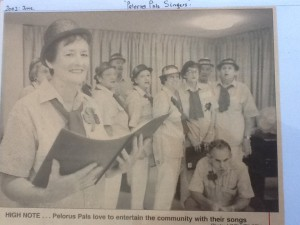 Pelorus Pals in June 2002 (Townsville Bulletin 25th June 2002)