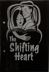 "St James Players ""The Shifting Heart"" programme 1961"