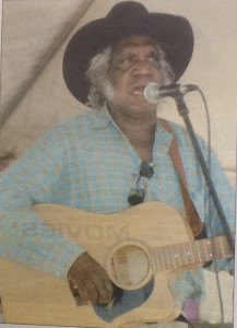 "Ronald ""Tonky"" Logan (Townsville Bulletin Sat 7 June 2008)"
