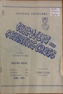 """Heaven and Charing Cross"" programme 1961"
